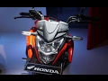 upcoming Honda cb150R streetfire official features