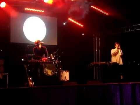 Xul Zolar @ Neon Fields Festival 2015, Haren (GER)