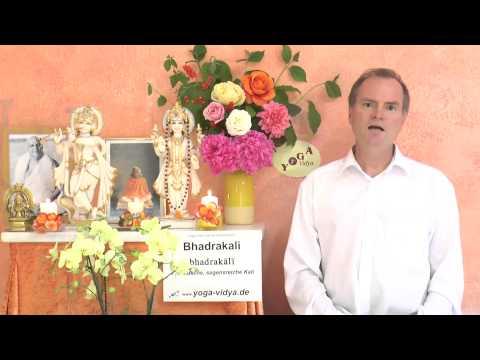 Bhadrakali - Freundliche  und segensreiche Kali - Hinduismus Wörterbuch