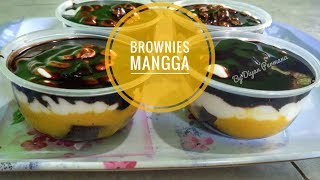 BROWNIES MANGGA
