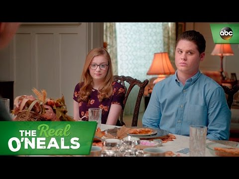 Awkward Thanksgiving Dinner  The Real O'Neals