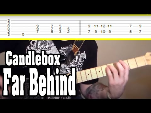 Candlebox - Far Behind Guitar Tutorial w/TABS