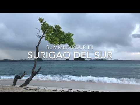Surigao del Sur Summer Tour 2018