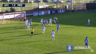 Avondale Heights FC Vs Port Melbourne Sharks Highlights