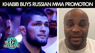 Khabib Nurmagomedov – MMA promoter? | DC & Helwani | ESPN MMA