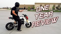 One Year With a Honda Grom | Owner's Review