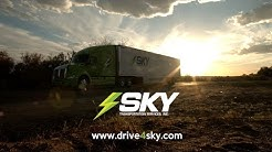 Sky Transportation Services El Paso salutes drivers, the backbone of our nation.