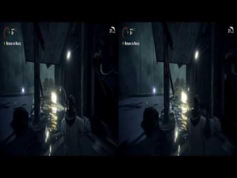 Nvidia 3D Vision - Alan Wake