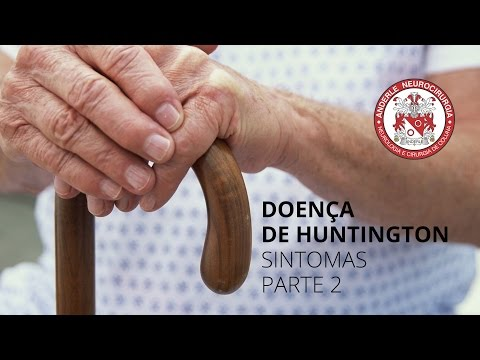 Doença De Huntington  SINTOMAS  - Parte 2  - Dr Diogo
