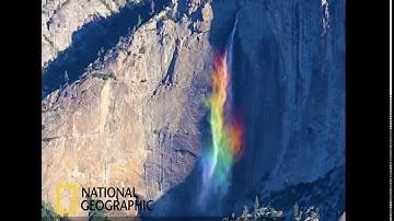 Must See: National Geographic Adventure Greg Harlow Media Yosemite Falls Rainbow