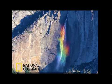 Must See: National Geographic Adventure Greg Harlow Media Yosemite Falls Rainbow
