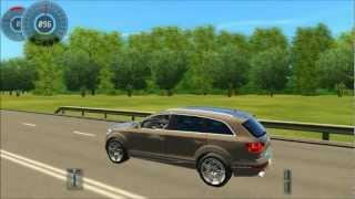 City Car Driving Audi Q7 Car Mod