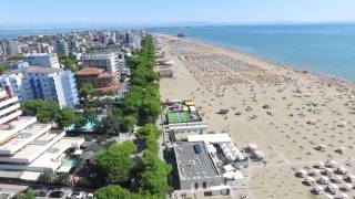 International Beach Hotel Lignano Sabbiadoro by DRONE