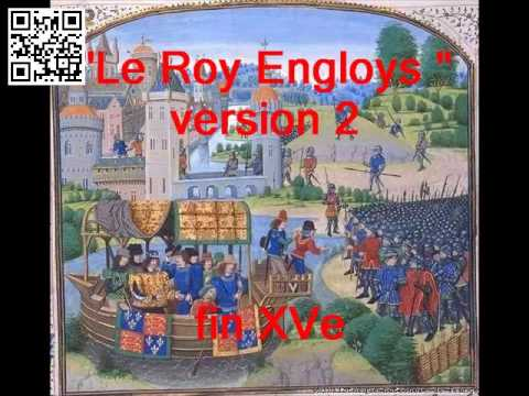 Le Roy Engloys (bis)