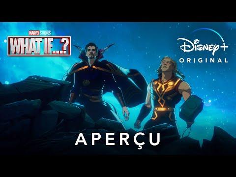 What If...? - Aperçu (VOST) | Disney+