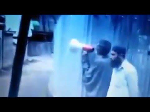 When a militant dies in Kashmir