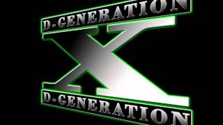WWE-DX Theme song (remix)