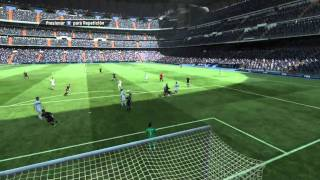 FIFA 11 PC - GamePlay HD (Goles)