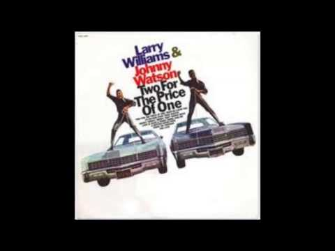Larry Williams & Johnny Guitar Watson  -  Two for the price of one - 1967