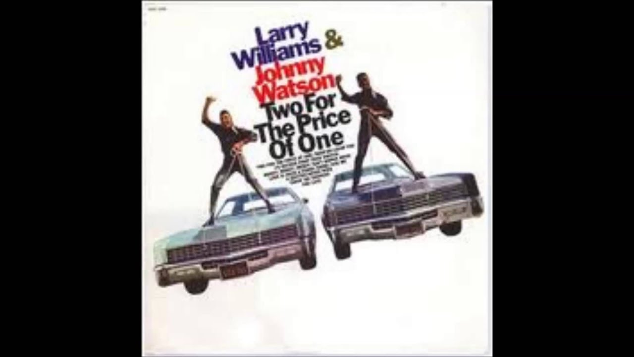 Johnny Guitar Watson - Lone Ranger