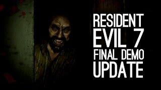 Resident Evil 7 Beginning Hour - Midnight Update Gameplay