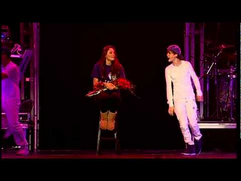 One Less Lonely Girl - Justin Bieber  - 12/9/2010  Manchester NH