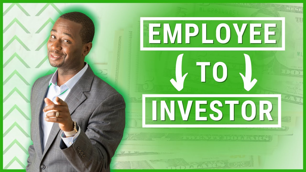 Going from Employee to Investor - The Cash Flow Quadrant Explained
