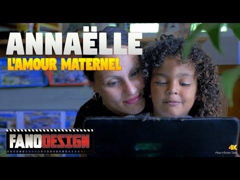 L'amour Maternel - Annaëlle KNG [CLIP OFFICIEL] Kayen Nouvelle Generation #By FanoDesign 4K