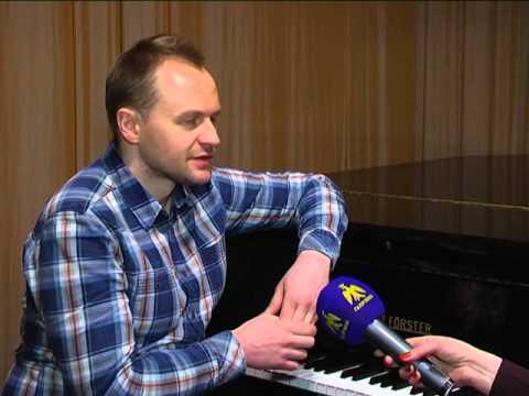 """Павло Табаков у програмі """"Поговоримо про музику"""""""