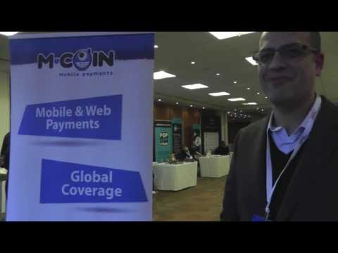 Mobile Games Forum 2014 - Pedro Salgueiro, Managing Director M-Money, TIMWE