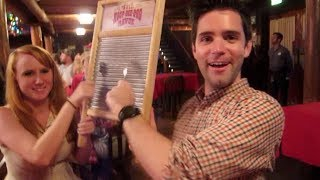 Disney World Hoop-Dee-Doo Musical Revue: Christmas Special!