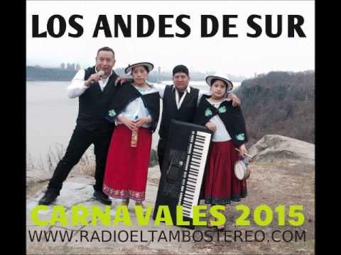KURI SHUNKITO CARNAVAL 2015 LOS ANDES DEL SUR