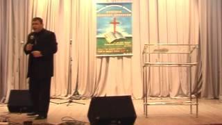 Пастор Ян Дающий власть и воду живую