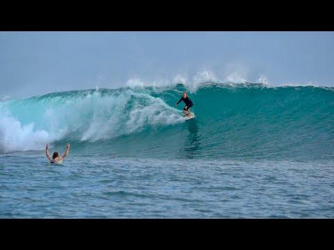 FIRST DAY SURFING