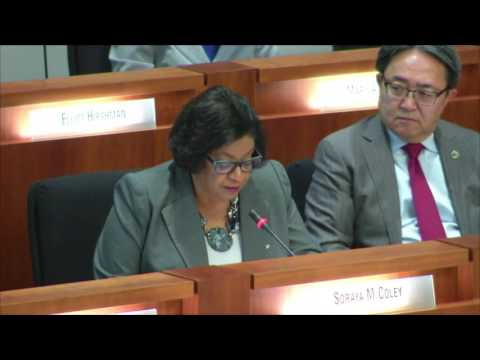 Board of Trustees Meeting - November 15, 2016 - Part 1