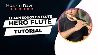 Epic Hero flute - Learn