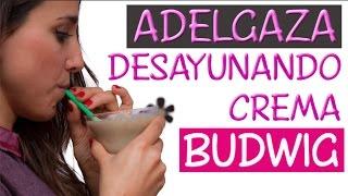 Cómo preparar un desayuno adelgazante y energético: la crema budwig | APERDERPESO.COM