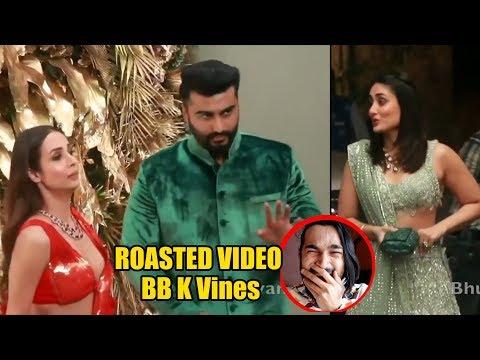 BB K Vines NAILED It AGAIN🤣🤣!!! HILARIOUS Roast At Armaan Jain Wedding Reception | MUST WATCH