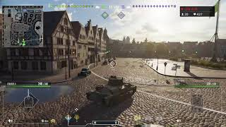 Look a super hellcat  World of Tanks Console Livestream FLASH POINT