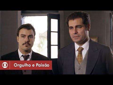 Orgulho e Paixão: capítulo 60 da novela, segunda, 28 de maio, na Globo