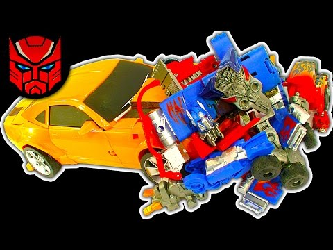 Transformers Dark Side Knock Off Toys Ep 2 & 3 TNT Optimus Prime