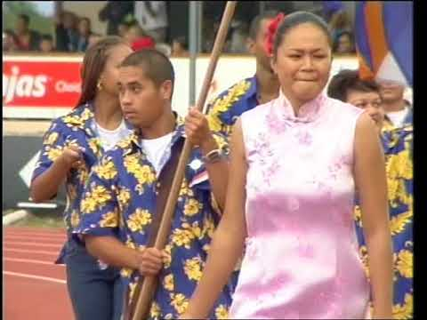 2003 South Pacific Games Opening Ceremony 2 - Fiji