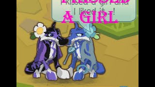 Animal Jam Music Video - I kissed a girl ( Katy Perry )