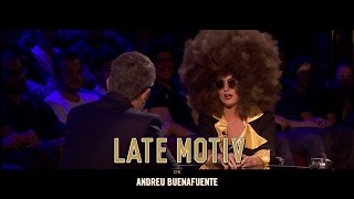 LATE MOTIV - Gabilandrew (Buenafuente) & Victoria Abril | #LateMotiv19