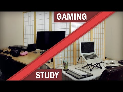How to Create a Study Space in Your Room