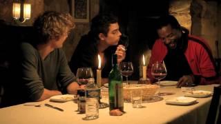 teaser DESORDRES Etienne Faure with Isaach de Bankolé, Niels Schneider, Sonia Rolland.