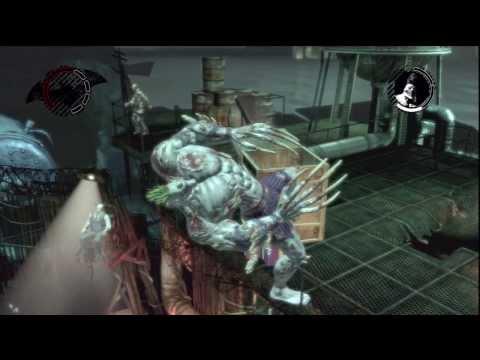 Batman: Arkham Asylum All Boss Fights