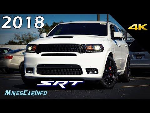 2018 Dodge Durango SRT 392 - Ultimate In-Depth Look in 4K