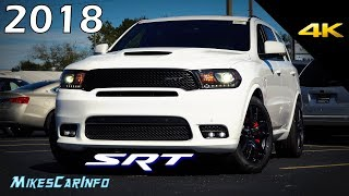 2018 Dodge Durango SRT 392 - Ultimate In-Depth Look in 4K