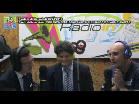 L'ALTROPARLANTE - MAURO FASO - RADIO IN: Puntata di mercoledì 06/04/2016
